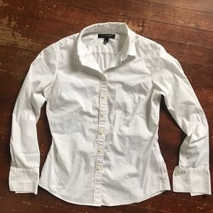 BR Riley Tailored Button-Up